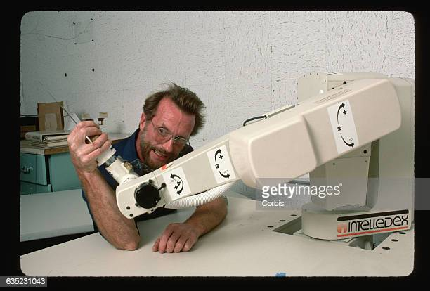 Dr PA Crossley Senior Member of Research Staff at the Advanced Research and Development Laboratory at Fairchild Camera and Instrument Corporation arm...