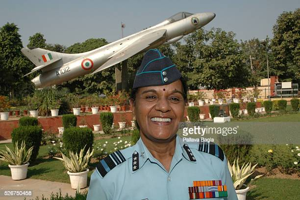 Dr Padma Bandopadhyay a specialist in aviation and high altitude medicine made history when she was appointed to the rank of Air Marshall becoming...