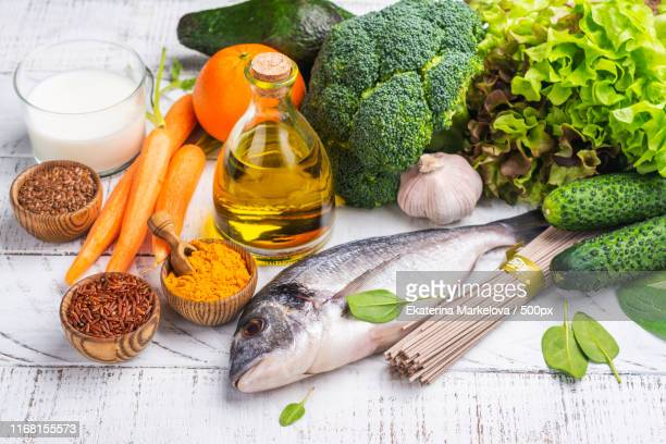 dr pagano diet food assortment - alkaline stock pictures, royalty-free photos & images