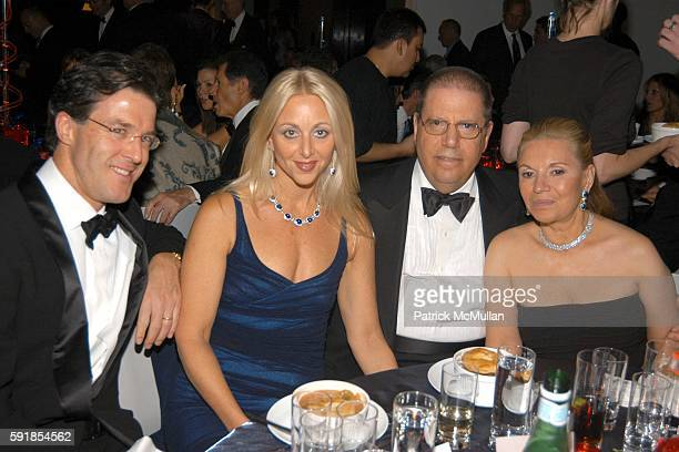 Dr Patrick Stubgen Dana Stubgen Steven Ames and Ann Ames attend Whitney Museum of American Art hosts the 2005 WHITNEY GALA and After Party at Whitney...