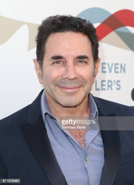 Dr Paul Nassif at Steven Tyler and Live Nation presents Inaugural Janie's Fund Gala GRAMMY Viewing Party at Red Studios on January 28 2018 in Los...