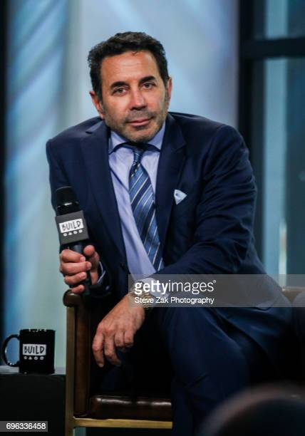 Dr Paul Nassif attends Build Series to discuss 'Botched' at Build Studio on June 15 2017 in New York City
