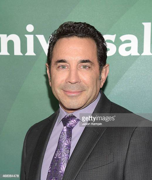 Dr Paul Nassif attends the 2015 NBCUniversal Summer Press Day at the Langham Hotel on April 2 2015 in Pasadena California