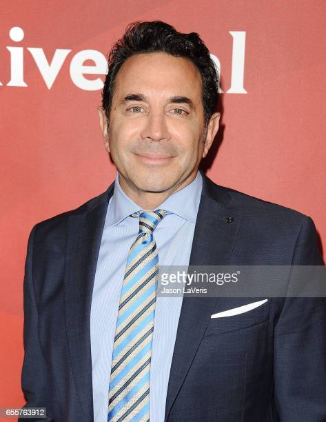 Dr Paul Nassif attends the 2017 NBCUniversal summer press day The Beverly Hilton Hotel on March 20 2017 in Beverly Hills California