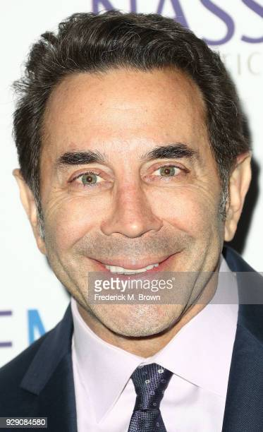 Dr Paul Nassif unveils his new medical spa with grand opening and ribbon ceremony on March 7 2018 in Beverly Hills California