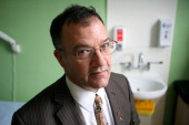 Dr peter fisher clinical director poses at the royal homeopathic in picture id94853020?s=170x170