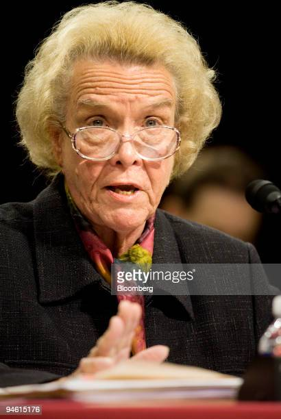 Dr Phebe Marr historian and author of The Modern History of Iraq testifies at a Senate Foreign Relations Committee hearing titled Where We Are The...