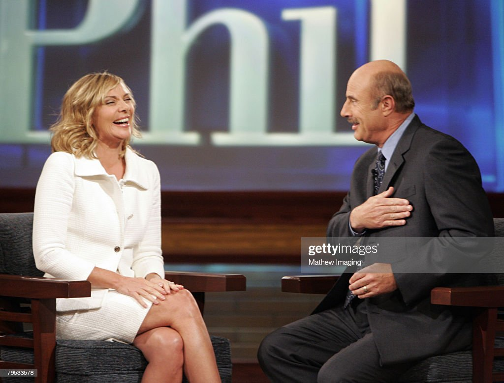 Dr  Phil and special guest Kim Cattrall talk about sex