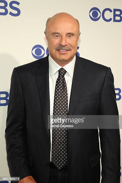 Dr Phil attends the 2016 CBS Upfront at The Plaza on May 18 2016 in New York City