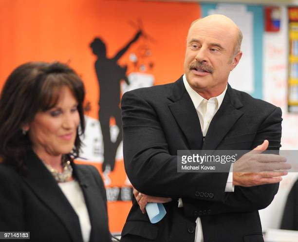 Robin Mcgraw Pictures and Photos - Getty Images