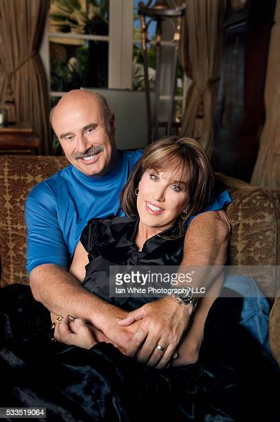 Dr Phil McGraw and Robin McGraw