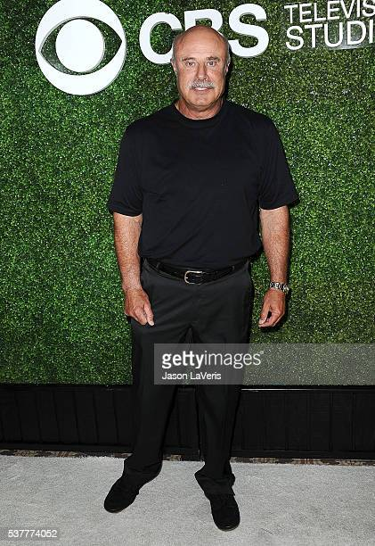 Dr Phil McGraw attends the 4th annual CBS Television Studios Summer Soiree at Palihouse on June 2 2016 in West Hollywood California
