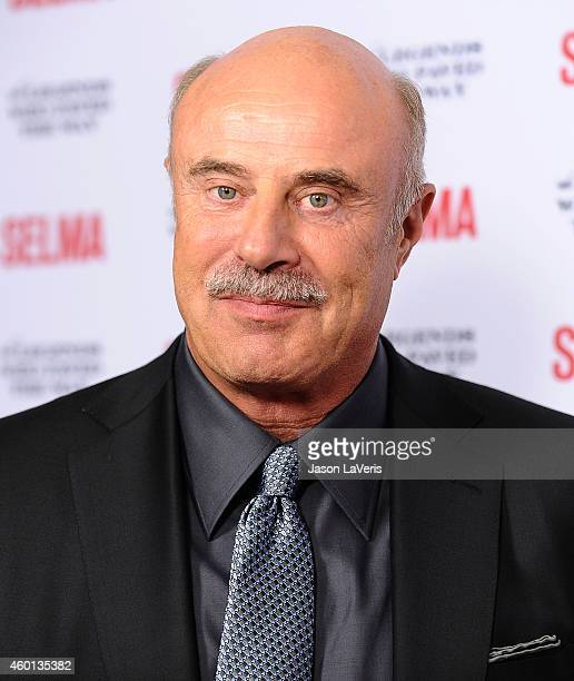 Dr Phil McGraw attends the 'Selma' and the Legends Who Paved the Way gala at Bacara Resort on December 6 2014 in Goleta California