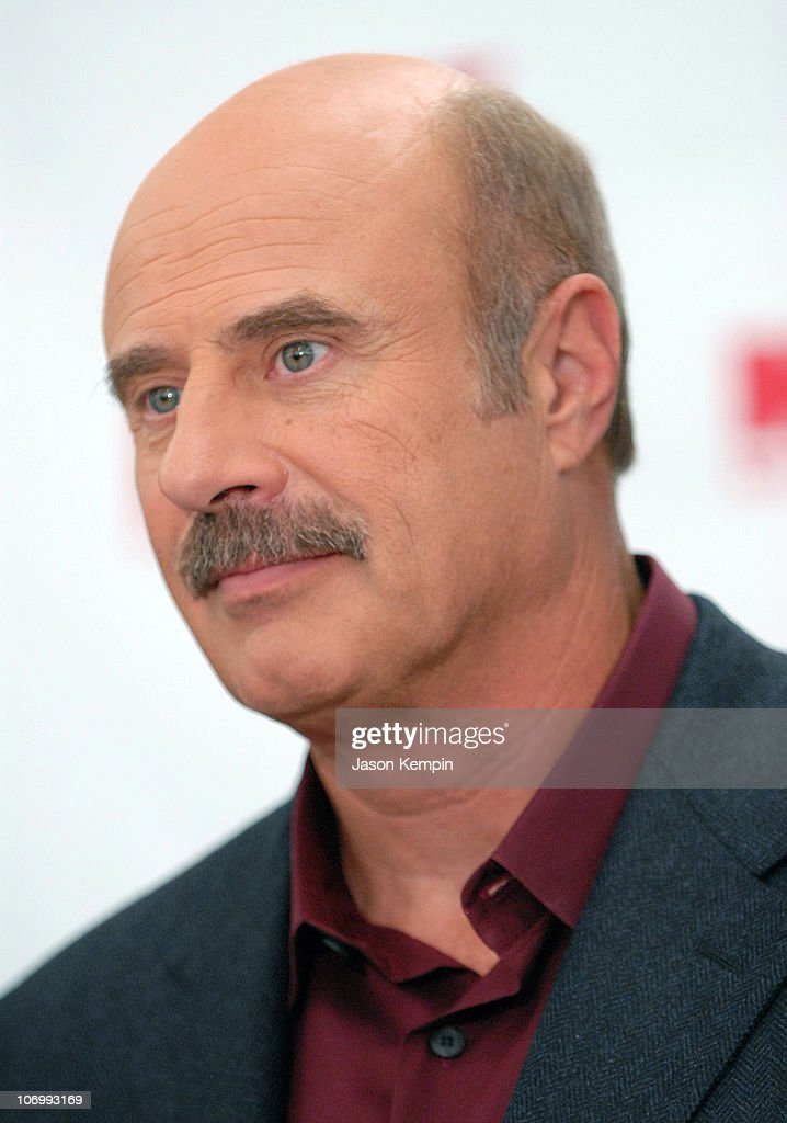 Dr Phil McGraw during Robin McGraw, Wife of Dr  Phil McGraw In-Store