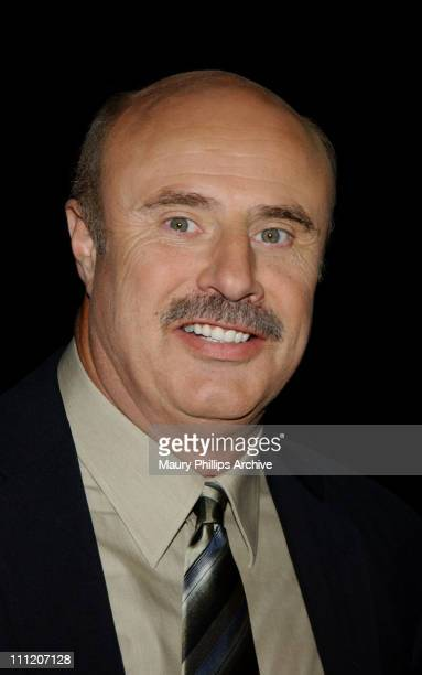 Dr Phil McGraw during The Academy of Television Arts and Sciences Presents Behind the Scenes of 'Dr Phil' McGraw at ATAS Leonard H Goldenson Theater...