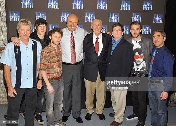 Dr Phil Foundation Announcement With Little Kids Rock Across