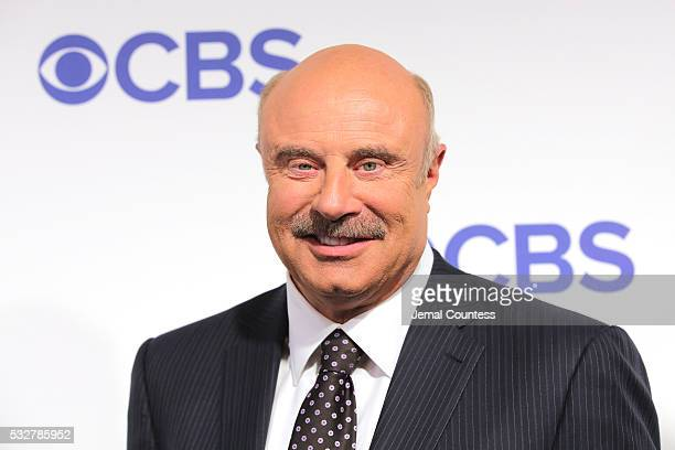 Dr Phillip McGraw Executive Producer of Bull attends the 2016 CBS Upfront at The Plaza on May 18 2016 in New York City