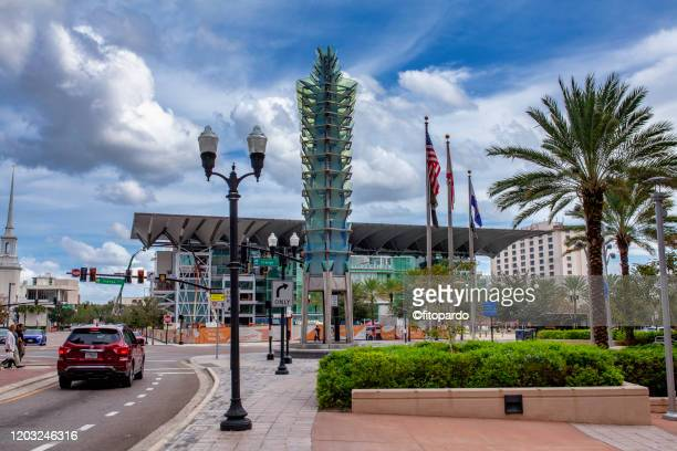 dr. phillips center for the performing arts - performing arts center stock pictures, royalty-free photos & images