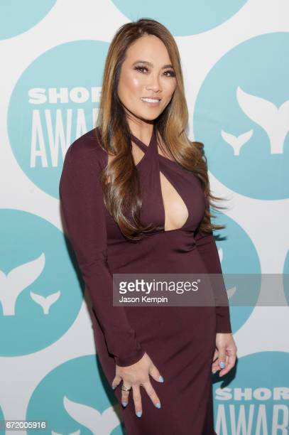 Dr Pimple Popper Dr Sandra Lee attends the The 9th Annual Shorty Awards at PlayStation Theater on April 23 2017 in New York City