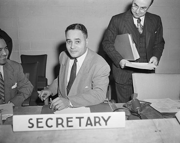 UNS: 10th December 1950 - Ralph Bunche Becomes The First Black American Awarded Nobel Peace Prize