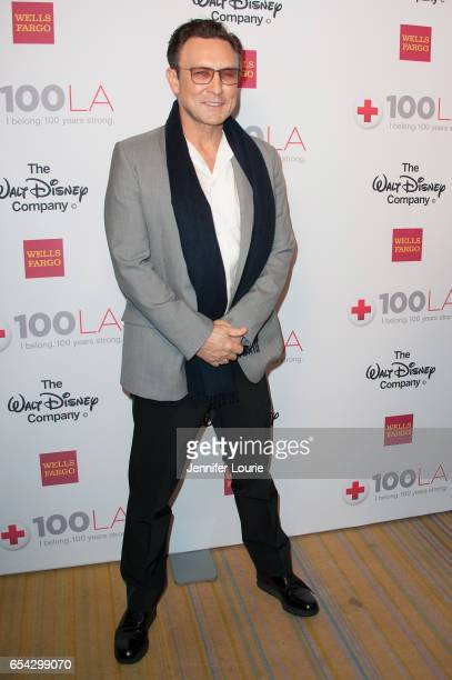 """Dr. Randal D. Haworth attends the American Red Cross Centennial Celebration to Honor Disney as the """"Humanitarian Company of The Year"""" at the Beverly..."""