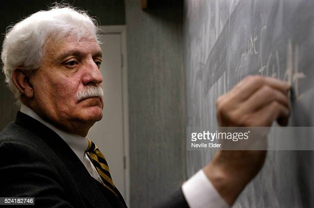 Dr Raymond Damadian is seen at his Long Island office A Biblebelieving Christian this inventor is convinced of the scientific truth of Genesis...
