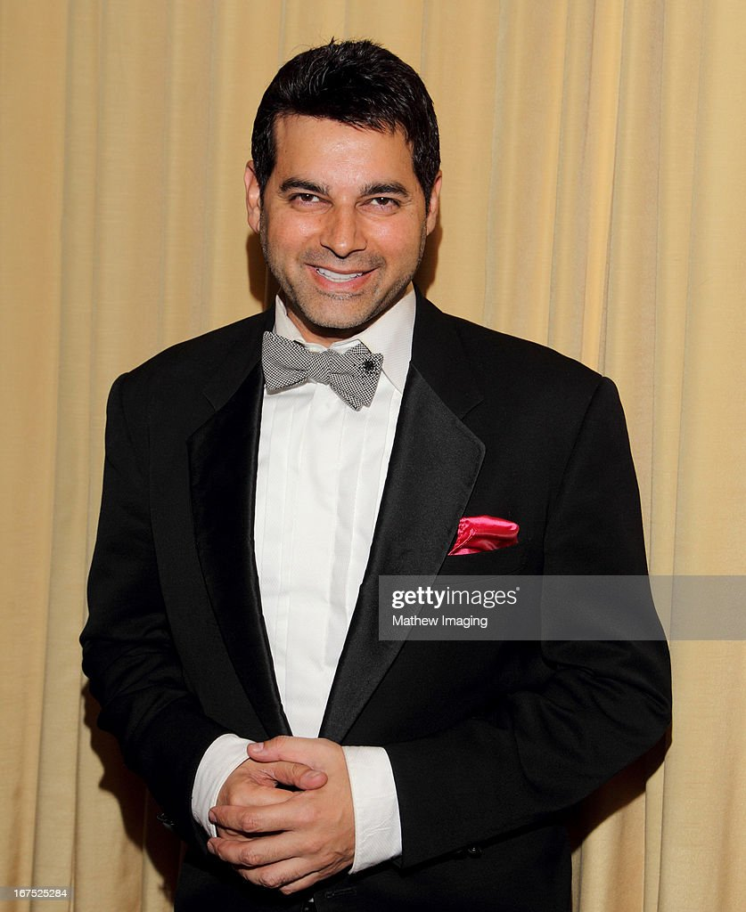 Dr. Reef Karim arrives at the 17th Annual PRISM Awards at the Beverly Hills Hotel on April 25, 2013 in Beverly Hills, California.