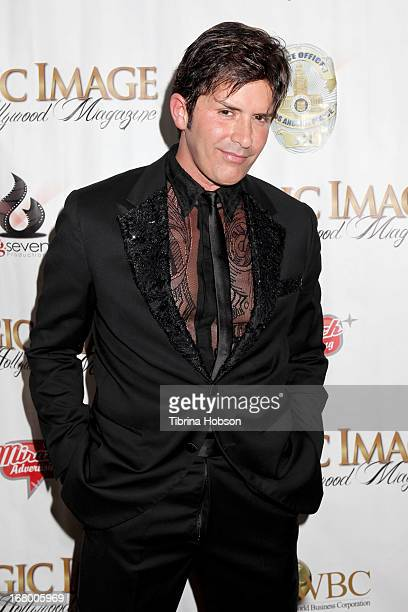 Dr Robert Rey attends the hollwood award night at Beverly Garland Hotel on May 3 2013 in Los Angeles California