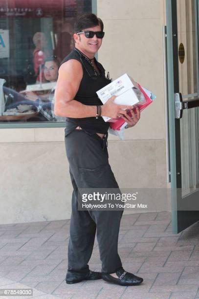Dr Robert Rey is seen on May 3 2017 in Los Angeles California