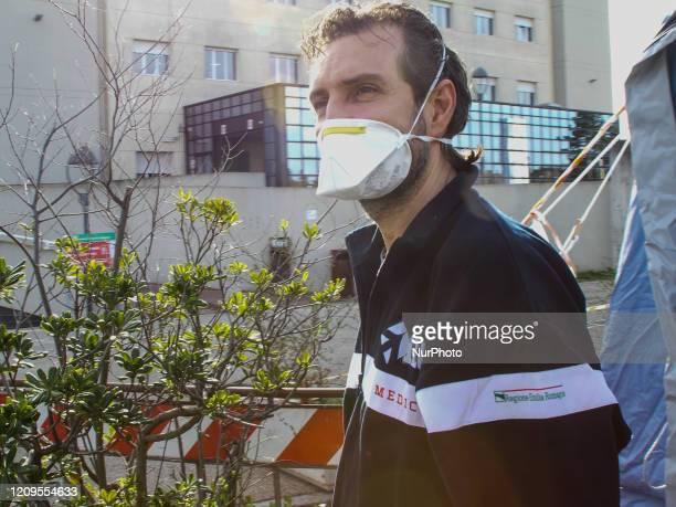 Dr. Rodolfo Ferrari, Director of First Aid and Emergency Medicine at Imola Hospital in Emilia-Romagna. Faenza, 13 March 2020 Dr Rodolfo Ferrari,...