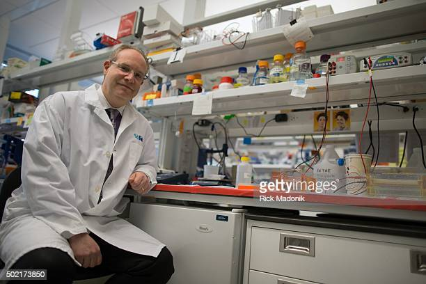 Dr Ronald Cohn used CRISPR to remove diseasecausing gene duplications in cells from a patient with Duchenne Muscular Dystrophy His was a medical...