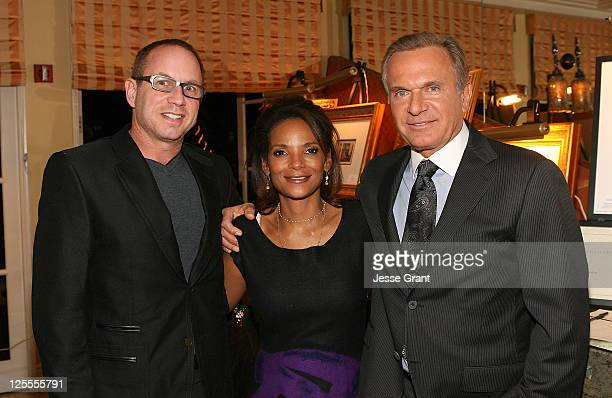 Dr Roy Winston Dr Lisa Masterson and Dr Andrew Ordon attend A Season of Giving for Surgical Friends Foundation event at The Mosaic Hotel on November...