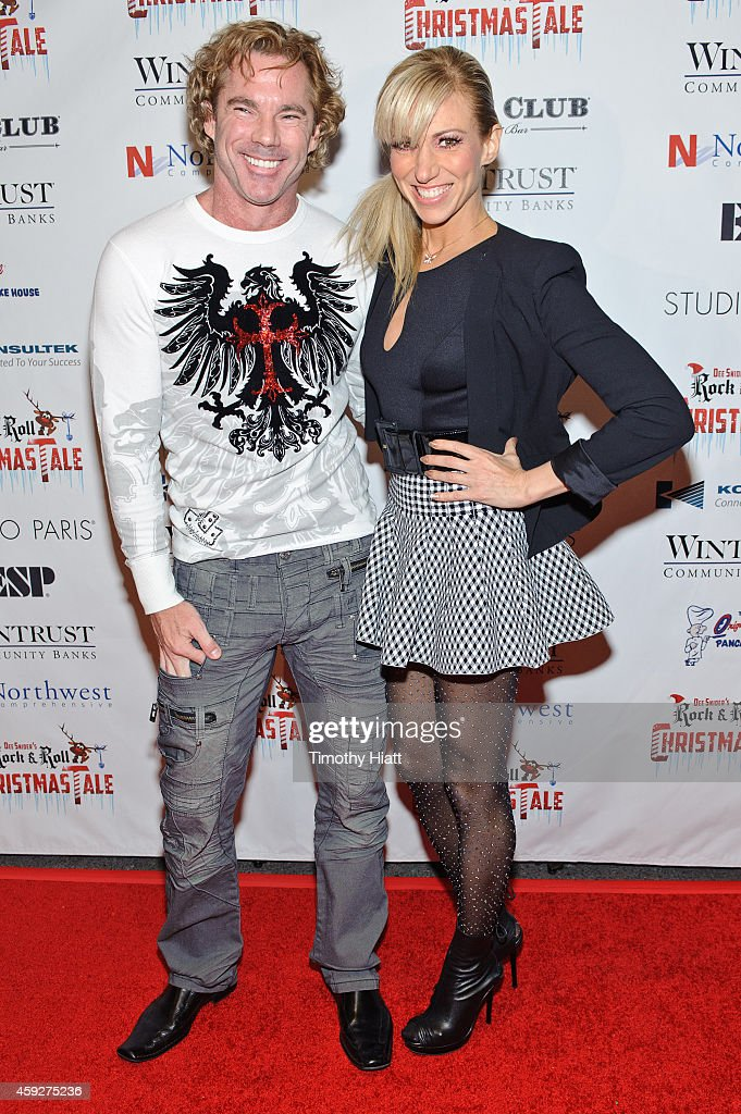 """""""Dee Snider's Rock And Roll Christmas"""" Opening Night : News Photo"""
