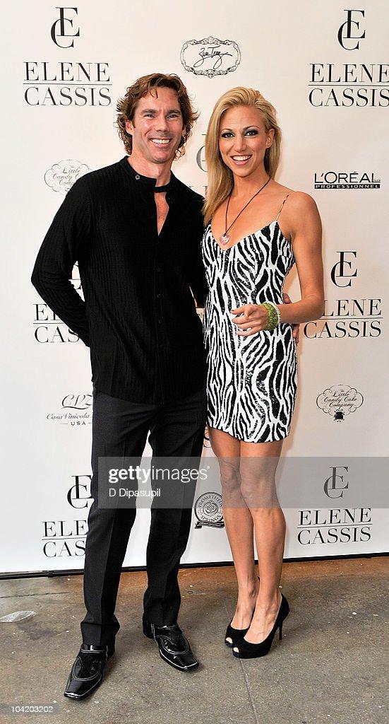 Mercedes-Benz Fashion Week Spring 2011 - Elene Cassis : News Photo