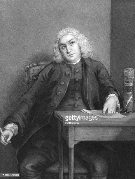 Dr Samuel Johnson English poet critic and lexicographer After political pamphleteering and producing his edition of Shakespeare wrote Lives of the...