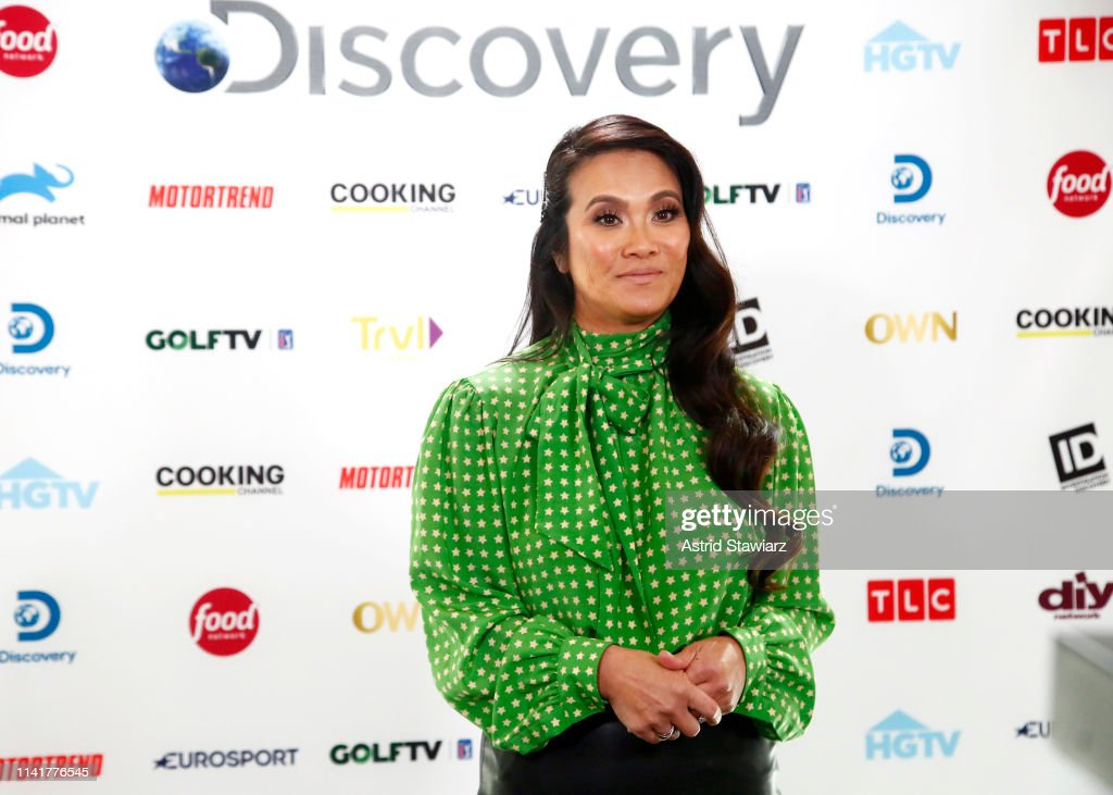 Dr  Sandra Lee, aka Dr  Pimple Popper, attends Discovery Inc  2019