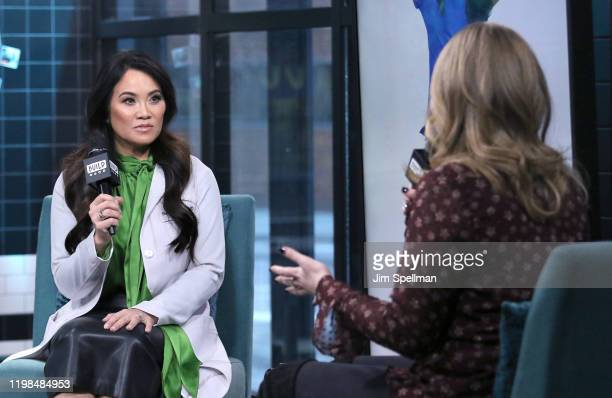 Dr Sandra Lee attends the Build Series to discuss Dr Pimple Popper at Build Studio on January 09 2020 in New York City