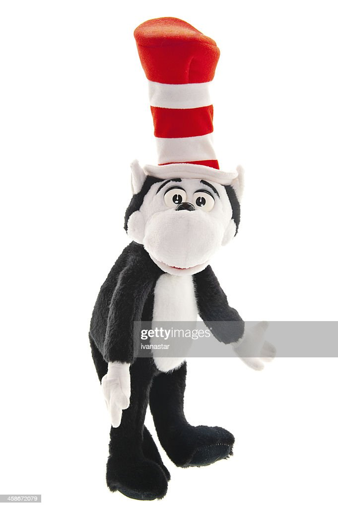 Dr Seuss Cat In The Hat Plush Toy Stock Photo Getty Images