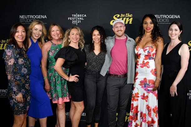 """NY: Neutrogena Studios Celebrates The Debut Of """"In The Sun"""" From Executive Producer Kerry Washington"""