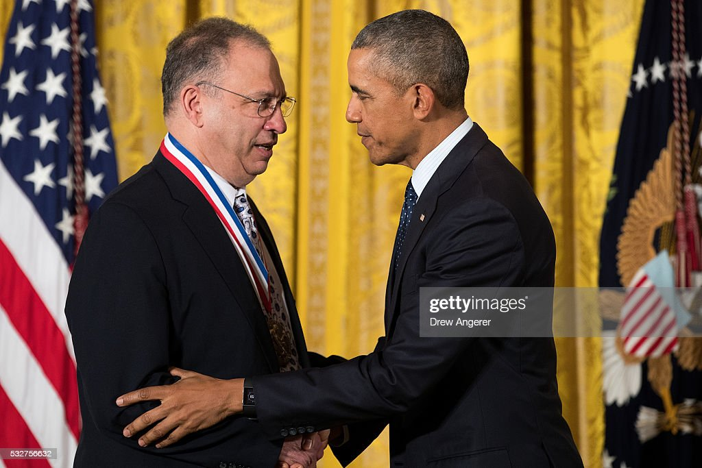 President Obama Awards National Medals Of Science And Nat'l Medals Of Technology And Innovation : News Photo