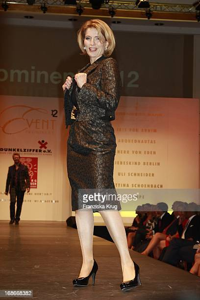Dr Susanne Holst at The Event Prominent fashion show at the Grand Elysée in Hamburg