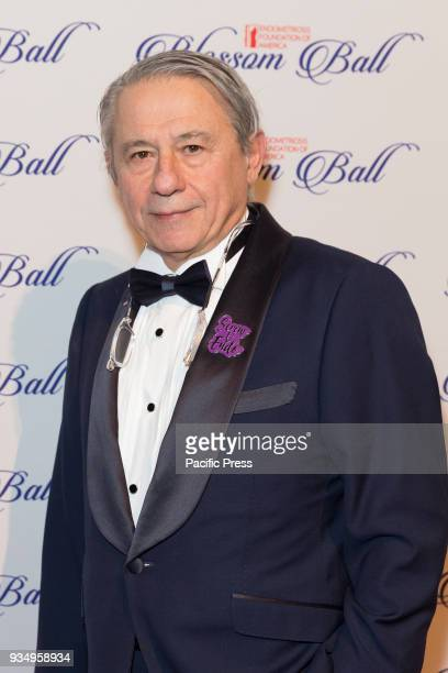 Dr Tamer Seckin attends Endometriosis Foundation of America 9th Annual Blossom Ball at Cipriani 42nd street