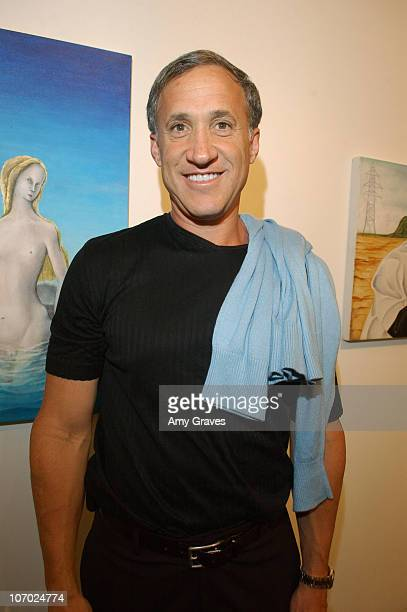 Dr Terry Dubrow during Dr Randal Haworth Art Show Opening at James Gray Gallery Bergamot Station in Santa Monica California United States