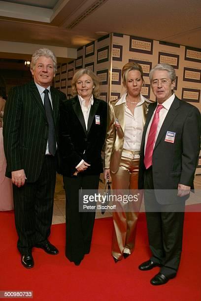 Dr Thomas Stein Ehefrau Margret Britta Gessler Frank Elstner Verleihung des Deutschen Medienpreises BadenBaden Gala Fest Verleihung Ehrung Deutscher...