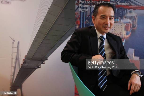 Dr Thomas Tang Corporate Sustainability Director AECOM Asia and project manager of Asia Time Bank Project poses for picture at their office in Sha...
