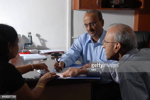 Dr Uday Muthane DM FNASc Consultant Neurologist Consulting Parkinsons Patient on January 15 2010 in Bangalore India