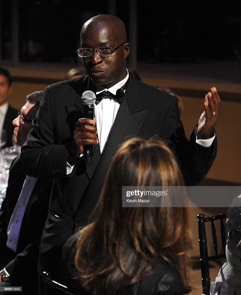 Dr Valentin Abe Attends Timeu0027s 100 Most Influential People In The World  Gala At Frederick P