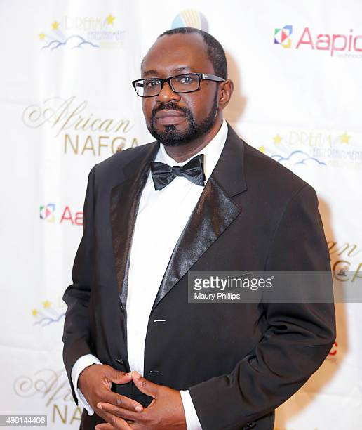 Dr Victor O Olatoye attends the 5th Annual African Critics Awards at the Orpheum Theatre on September 12 2015 in Los Angeles California