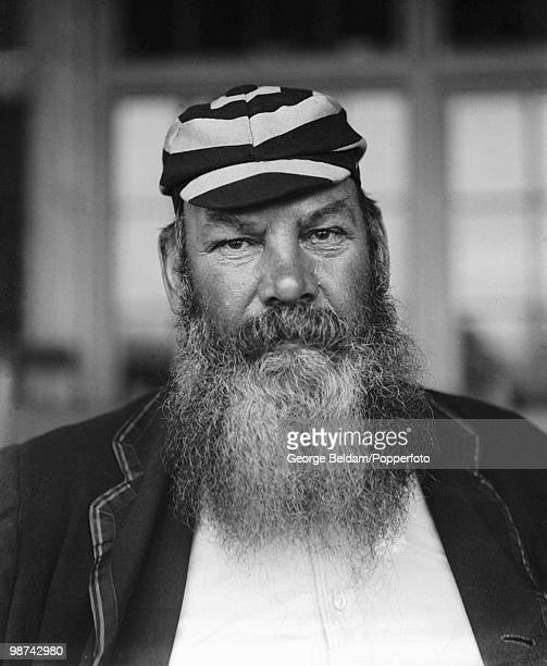 Dr WG Grace Gloucestershire London County and England circa 1902
