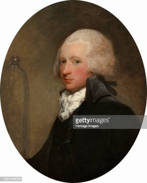 Dr. William Hartigan , c. 1793. Artist Gilbert Stuart.